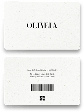 OLIVELA GIFT CARDS