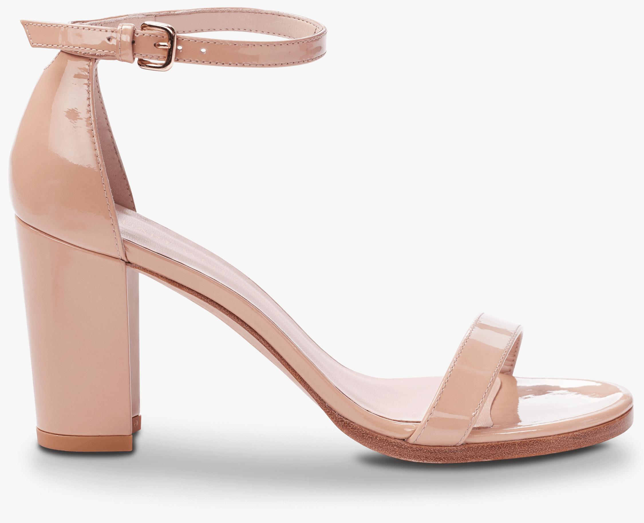 Stuart Weitzman Nearlynude Sandal 1