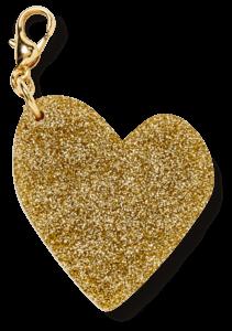 Heart Bag Charm image two