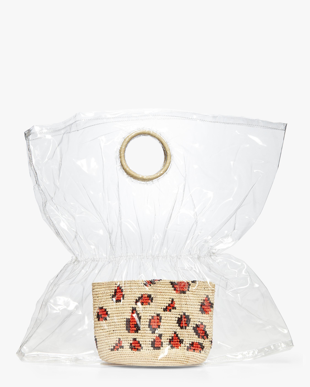 Mini Leopard Handbag