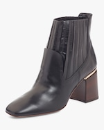 Tod's Cuoio Gomma Boot 1