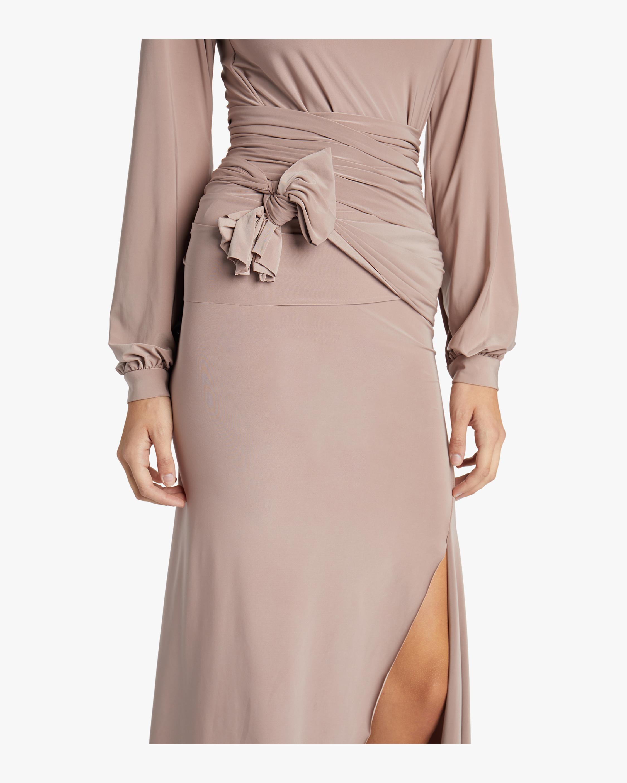 Wrap Waist Dress aaizél