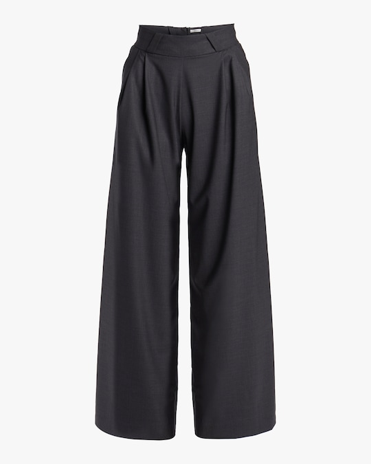aaizél Wide Leg Pants 0