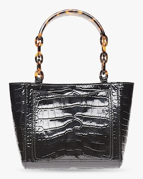 Embossed Micro Tote