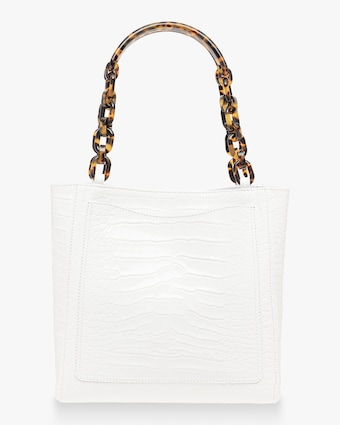 Embossed Mini Tote