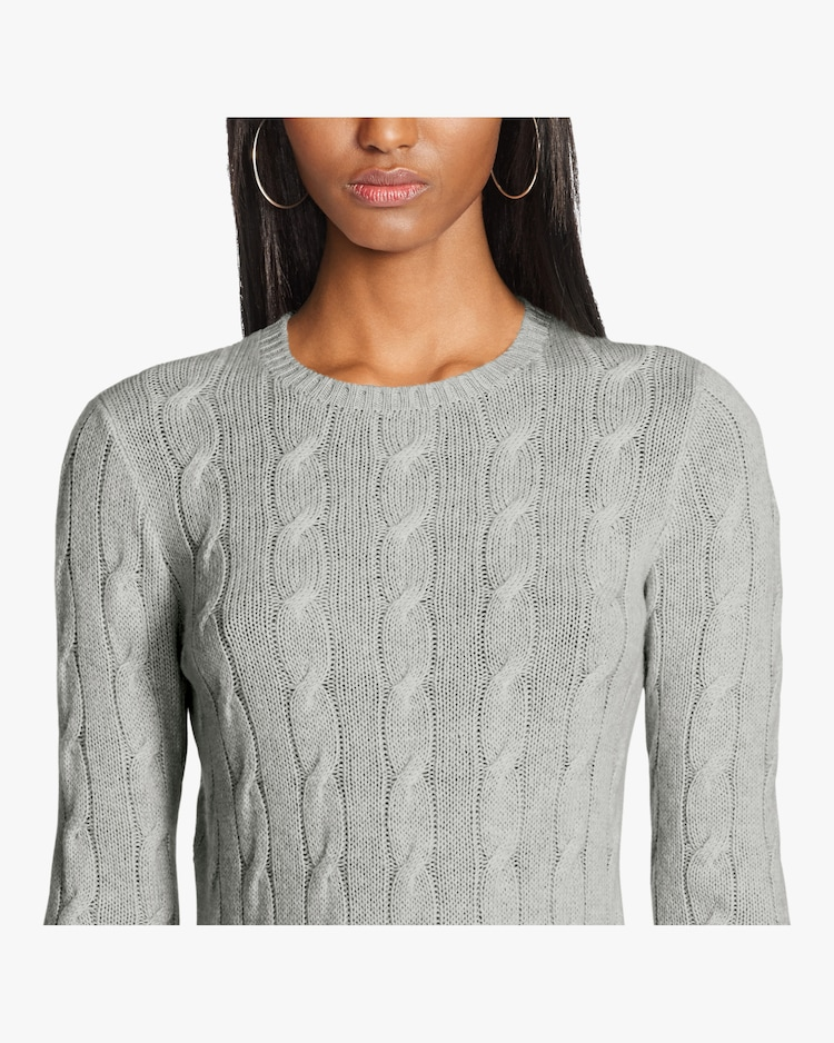 Classic Cable Sweater Ralph Lauren Collection