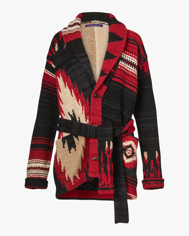 Beacon Hand Knit Sweater