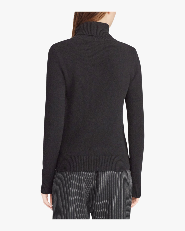 Lofty Cashmere Turtleneck Sweater Ralph Lauren Collection