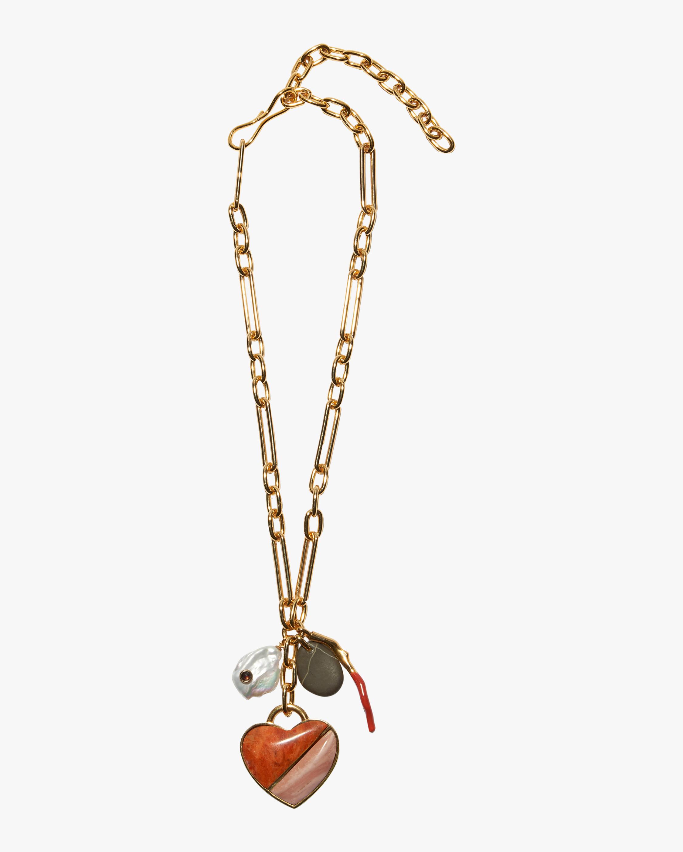 Venice Heart Necklace