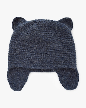 Teddy Earflap Hat