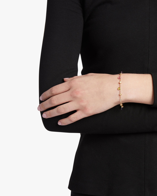 Paradise Gemstone Strand Bracelet