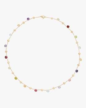 Paradise Gemstone Necklace
