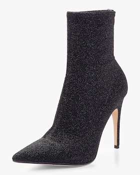 Goat Leather Bootie