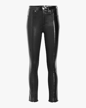 Evelyn Leather Pants