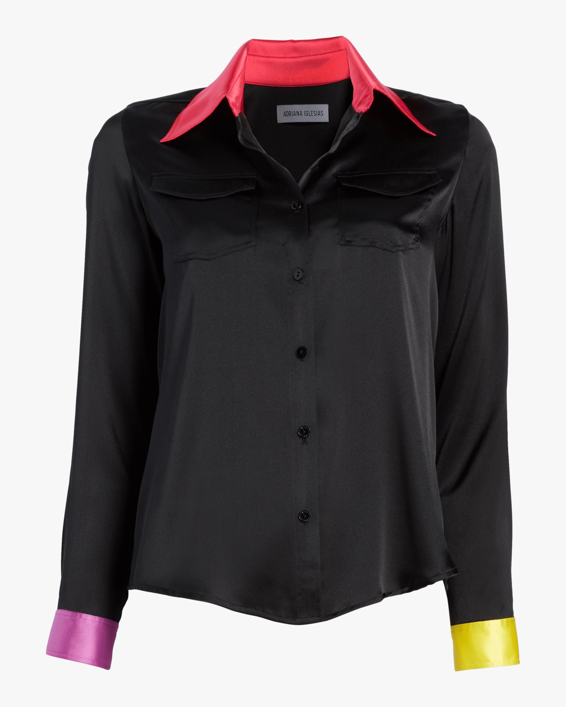 Adriana Iglesias Emilie Shirt 1