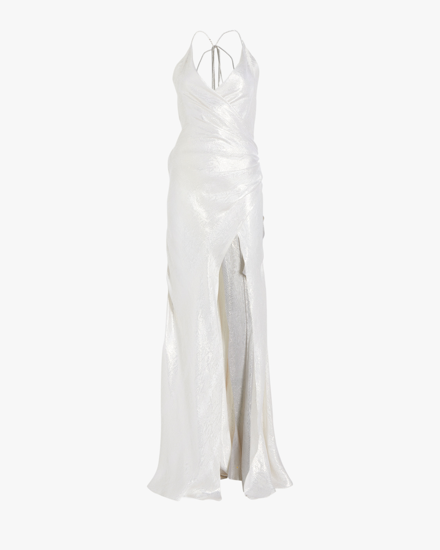 adriana iglesias scarface dress olivela Salmon Prom Dresses