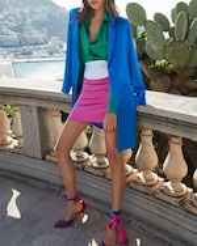 Adriana Iglesias Boyfriend Coat 1