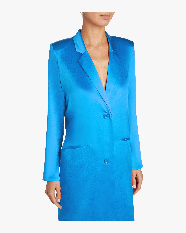 Boyfriend Coat Adriana Iglesias