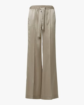 Satiny Perfection Trousers