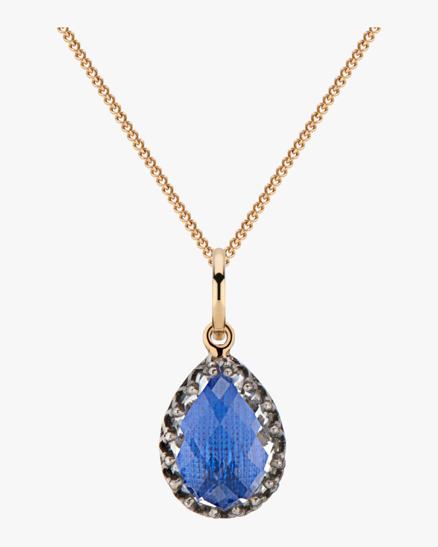 Larkspur & Hawk Lady Jane Small Pear Charm Necklace 2