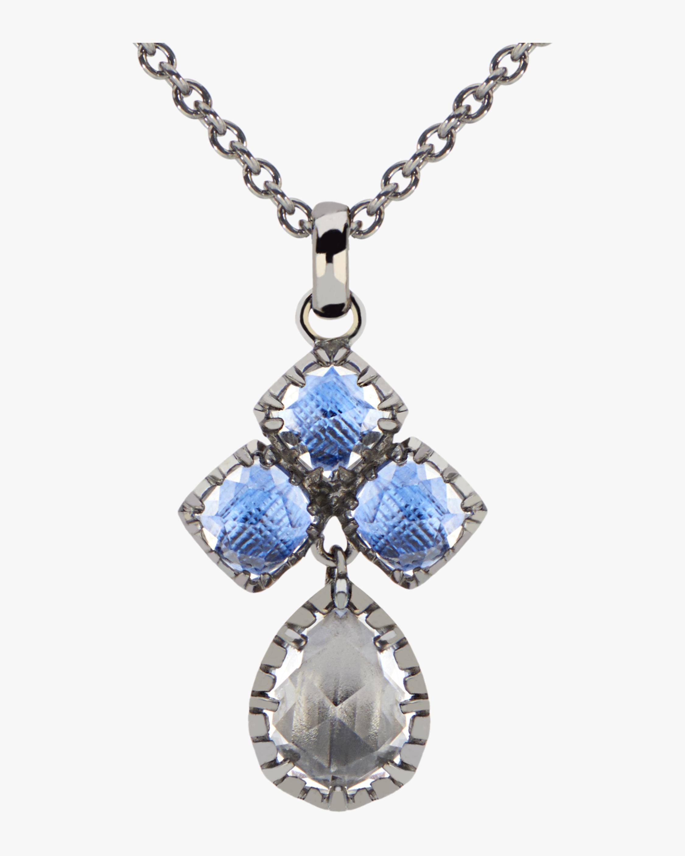 Sadie Cluster Necklace