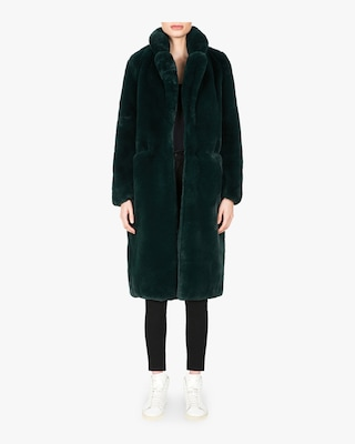 Laure Long Coat