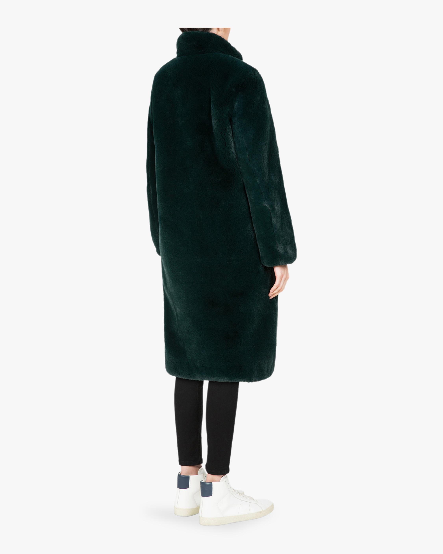 Laure Long Coat Apparis