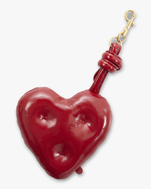 Chubby Heart Charm Anya Hindmarch