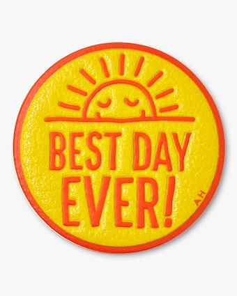 Anya Hindmarch Best Day Ever Sticker 1
