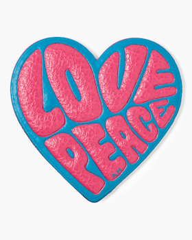 Love & Peace Sticker
