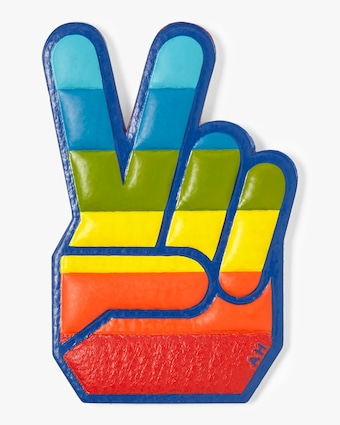 Anya Hindmarch Victory Hand Sticker 1
