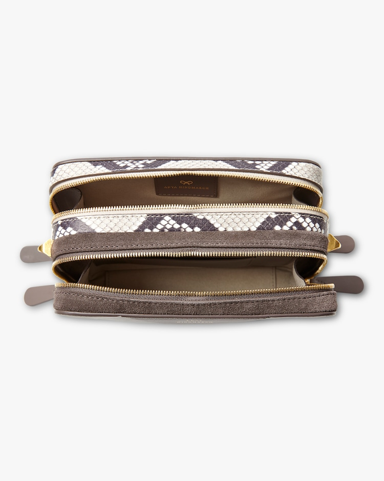 The Stack Double Crossbody Anya Hindmarch