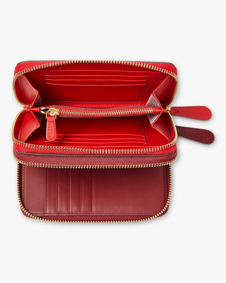 Stack Double Wallet Anya Hindmarch