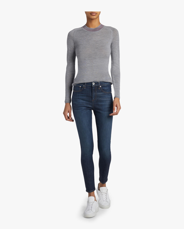Pamela Crew Neck Sweater