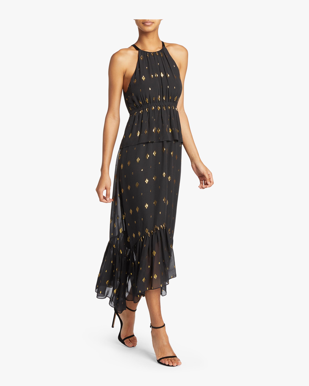 Rosa Diamond Filcoup Dress