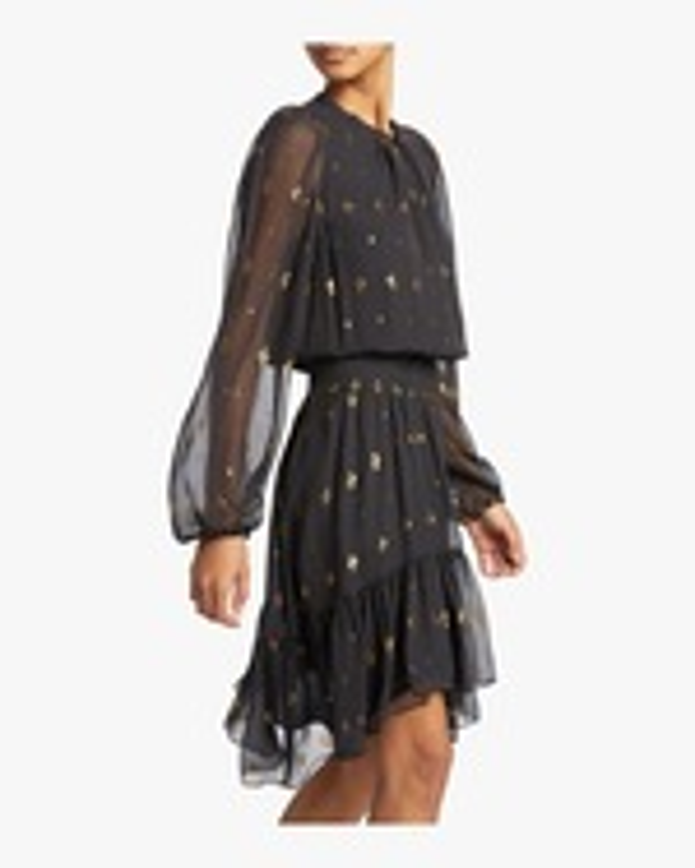 A.L.C. Sidney Diamond Filcoup Dress 3