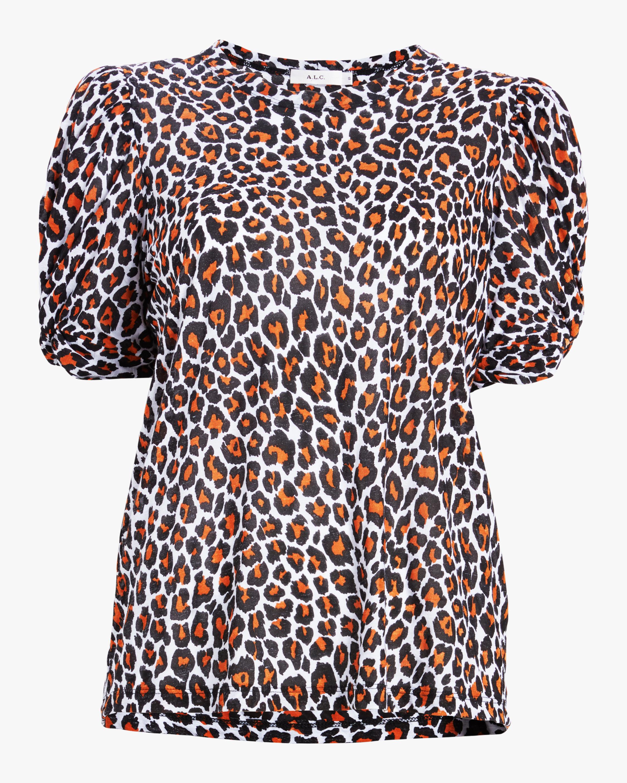 Kati Leopard Print Tee