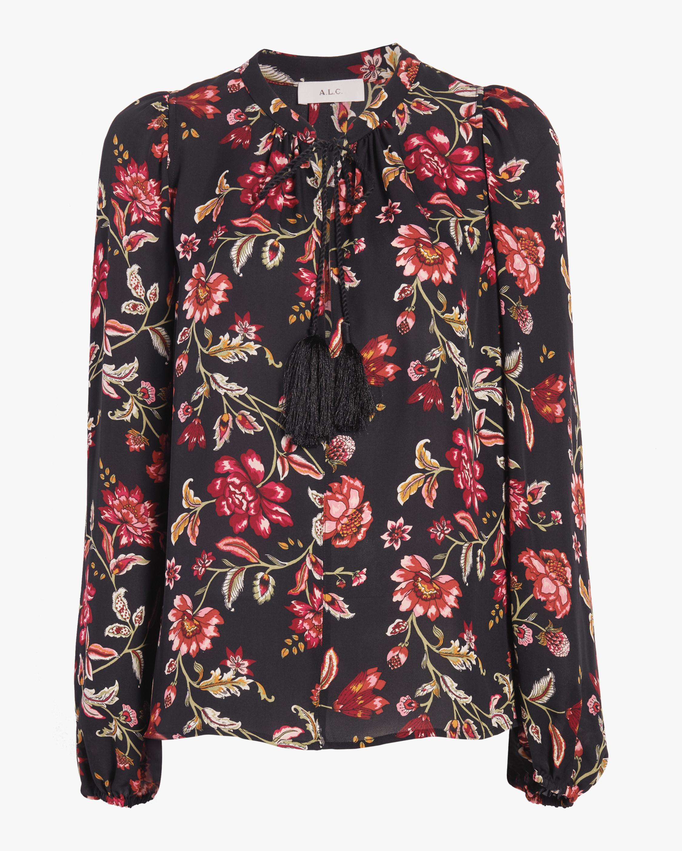 Royan Vreeland Floral Top