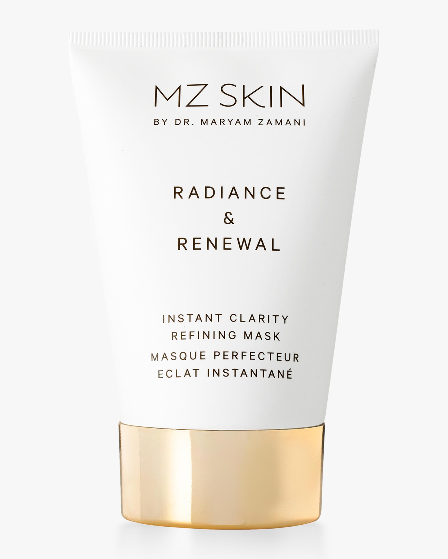MZ Skin Radiance & Renewal Refining Mask 100ml 1
