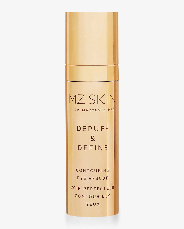 MZ Skin Depuff & Define Contouring Eye Rescue 15ml 1