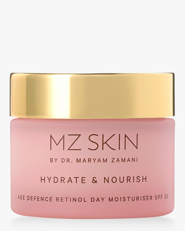 MZ Skin Hydrate & Nourish Age Defence Retinol Day Moisturizer SPF 30 1