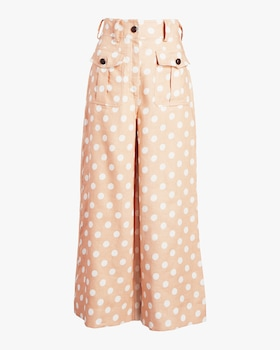 Corsage Safari Pants