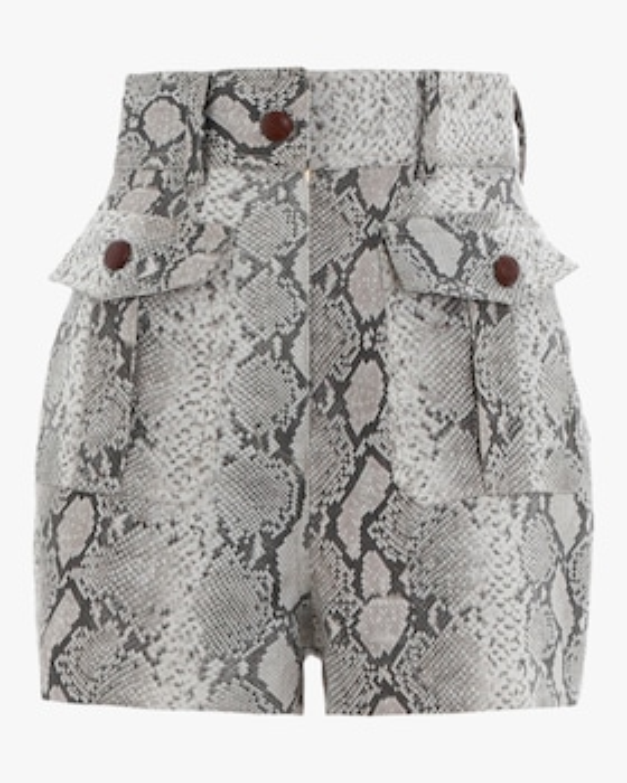 Corsage Safari Shorts