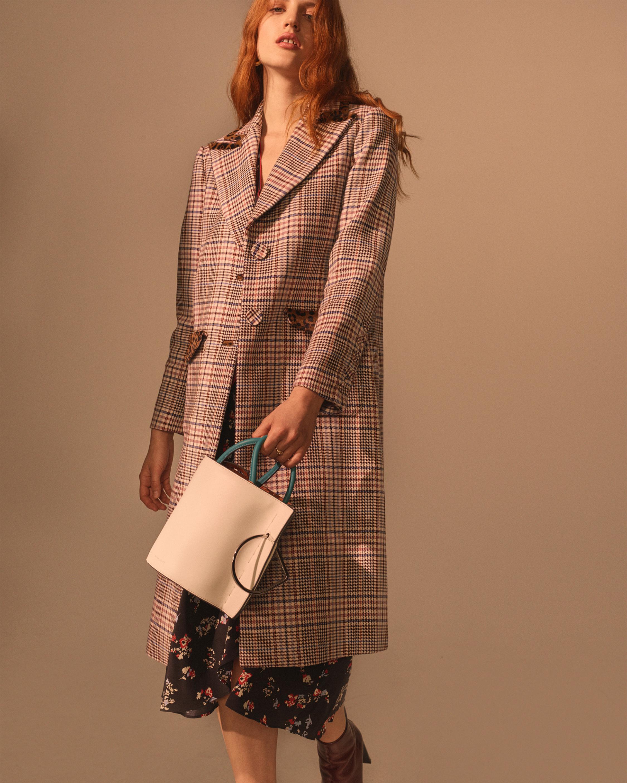 Doubleface Leida Coat