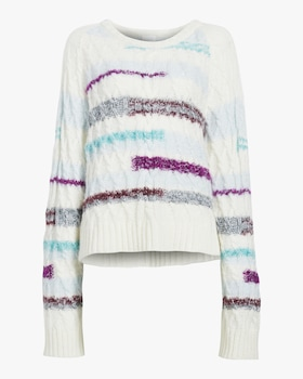 Cable Lora Knit Top