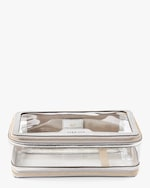 Anya Hindmarch Clear Plastic Inflight Case 0
