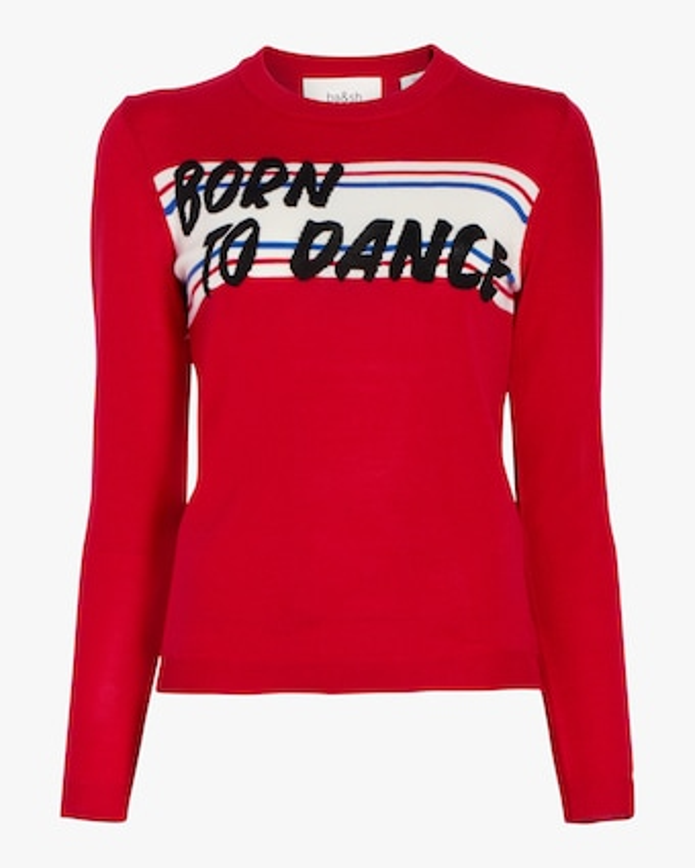 Latine Pullover Sweater