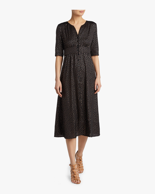 Gala Printed Dress