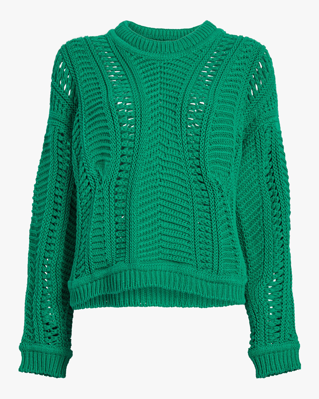 Gramy Open Knit Sweater