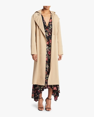 Andover Trench Coat